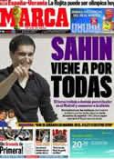 Portada diario Marca del 19 de Junio de 2011
