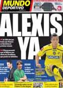 Portada Mundo Deportivo del 19 de Junio de 2011