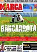 Portada diario Marca del 21 de Junio de 2011