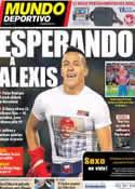 Portada Mundo Deportivo del 21 de Junio de 2011