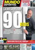 Portada Mundo Deportivo del 24 de Junio de 2011