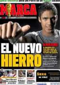 Portada diario Marca del 28 de Junio de 2011