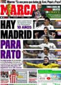 Portada diario Marca del 29 de Junio de 2011