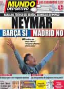 Portada Mundo Deportivo del 29 de Junio de 2011