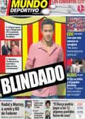 Portada Mundo Deportivo del 30 de Junio de 2011
