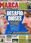 Portada diario Marca del 1 de Julio de 2011