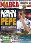 Portada diario Marca del 3 de Julio de 2011