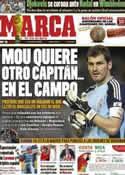 Portada diario Marca del 4 de Julio de 2011