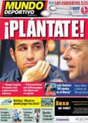 Portada Mundo Deportivo del 5 de Julio de 2011