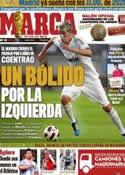 Portada diario Marca del 6 de Julio de 2011