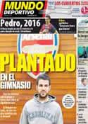 Portada Mundo Deportivo del 6 de Julio de 2011