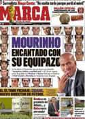 Portada diario Marca del 8 de Julio de 2011