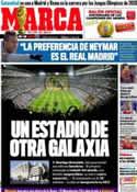 Portada diario Marca del 9 de Julio de 2011