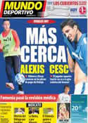 Portada Mundo Deportivo del 9 de Julio de 2011