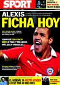 Portada diario Sport del 13 de Julio de 2011