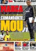 Portada diario Marca del 14 de Julio de 2011