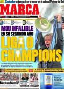 Portada diario Marca del 16 de Julio de 2011