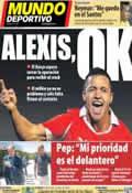 Portada Mundo Deportivo del 20 de Julio de 2011
