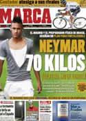 Portada diario Marca del 21 de Julio de 2011