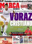 Portada diario Marca del 22 de Julio de 2011
