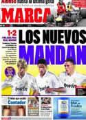 Portada diario Marca del 25 de Julio de 2011