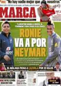 Portada diario Marca del 26 de Julio de 2011