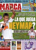 Portada diario Marca del 29 de Julio de 2011