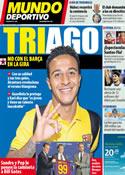 Portada Mundo Deportivo del 29 de Julio de 2011