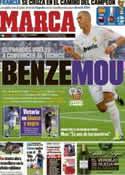 Portada diario Marca del 31 de Julio de 2011