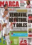 Portada diario Marca del 4 de Agosto de 2011
