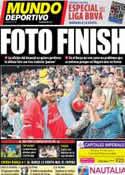 Portada Mundo Deportivo del 5 de Agosto de 2011