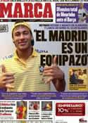 Portada diario Marca del 10 de Agosto de 2011