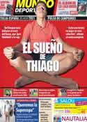 Portada Mundo Deportivo del 10 de Agosto de 2011