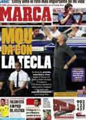 Portada diario Marca del 16 de Agosto de 2011