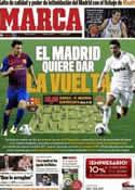 Portada diario Marca del 17 de Agosto de 2011