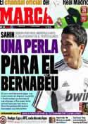 Portada diario Marca del 21 de Agosto de 2011