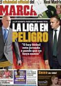 Portada diario Marca del 23 de Agosto de 2011