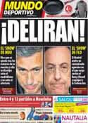 Portada Mundo Deportivo del 24 de Agosto de 2011