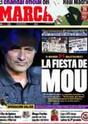 Portada diario Marca del 25 de Agosto de 2011