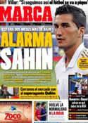 Portada diario Marca del 1 de Septiembre de 2011