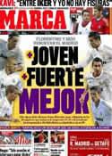 Portada diario Marca del 2 de Septiembre de 2011
