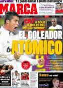 Portada diario Marca del 4 de Septiembre de 2011