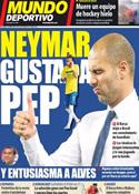Portada Mundo Deportivo del 8 de Septiembre de 2011