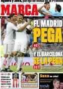 Portada diario Marca del 11 de Septiembre de 2011