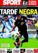 Portada diario Sport del 11 de Septiembre de 2011
