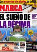 Portada diario Marca del 13 de Septiembre de 2011