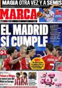 Portada diario Marca del 15 de Septiembre de 2011