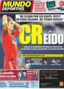 Portada Mundo Deportivo del 16 de Septiembre de 2011