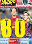 Portada Mundo Deportivo del 18 de Septiembre de 2011