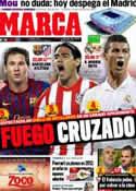 Portada diario Marca del 24 de Septiembre de 2011